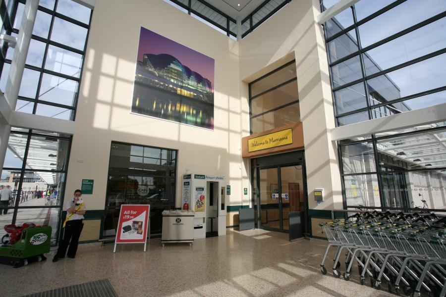 Rokeby Developments - Denton Park Shopping Centre