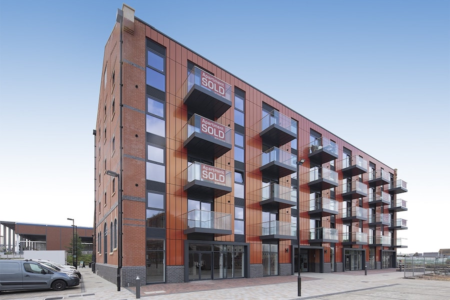 Rokeby Developments - Provender completed development-900