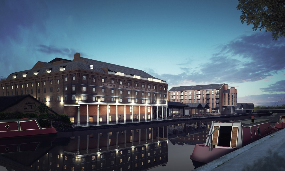 Rokeby Developments - The Malthouse, Bakers Quay