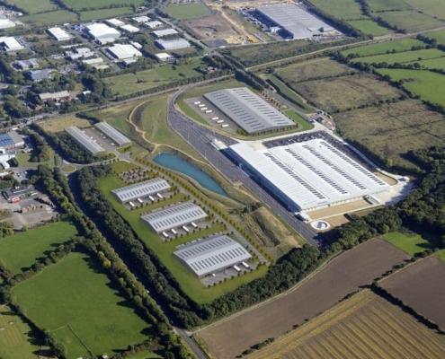 Rokeby Developments Merchant Park Newton Aycliffe