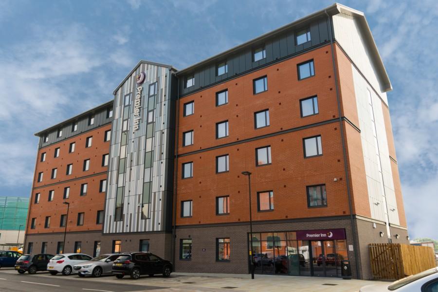 Rokeby Developments - Premier Inn Bakers Quay
