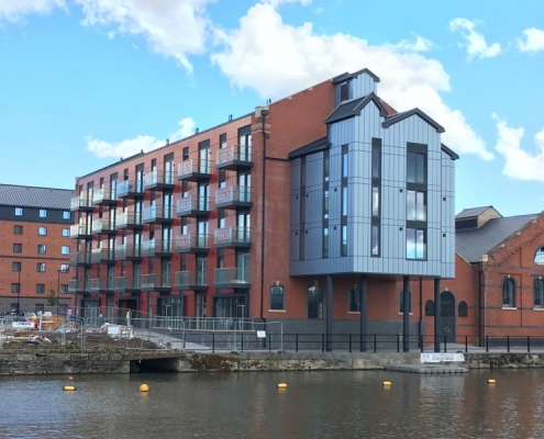 Rokeby Developments - Provender Bakers Quay