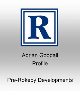 Adrian Goodall Profile