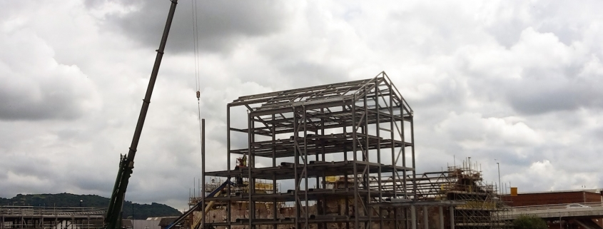 Rokeby Development Construction